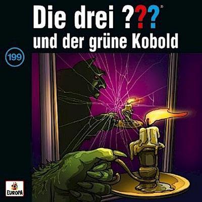 Die drei ??? und der grüne Kobold, 1 Audio-CD