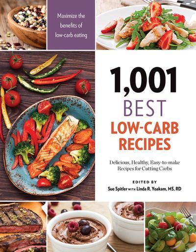 1,001 Best Low-Carb Recipes