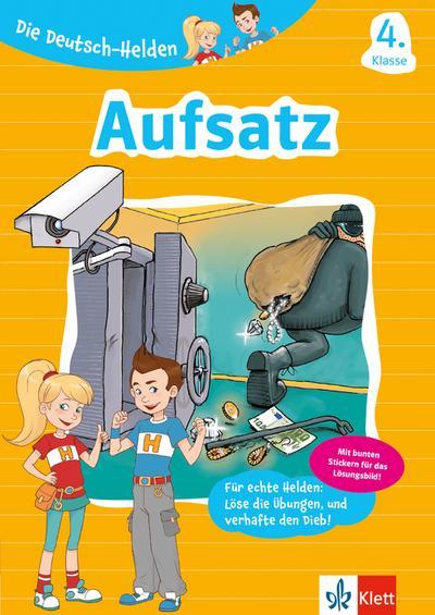 Die Deutsch-Helden Aufsatz 4. Klasse