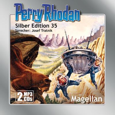 Perry Rhodan Silber Edition 35: Magellan