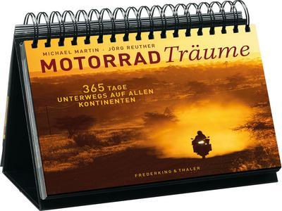 Motorradträume Tischaufsteller