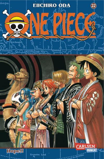 One Piece 22. Hope
