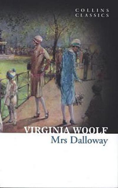 Mrs Dalloway, English edition