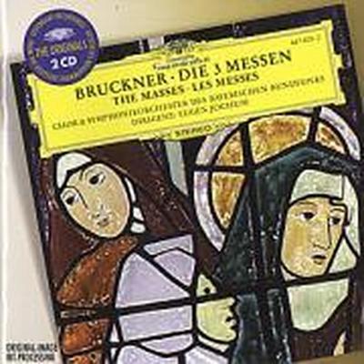 Bruckner: Mass No.1 In D Minor & No.2 In E Minor