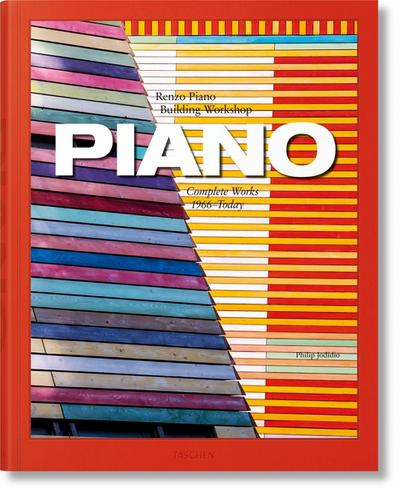 Piano. Complete Works 1966-Today