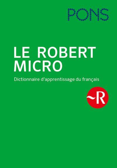 PONS Le Robert Micro