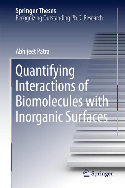 Quantifying Interactions of Biomolecules with Inorganic Surfaces