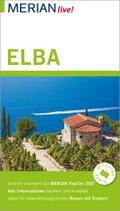 MERIAN live! Reiseführer Elba; Mit Extra-Karte zum Herausnehmen; MERIAN live; Deutsch