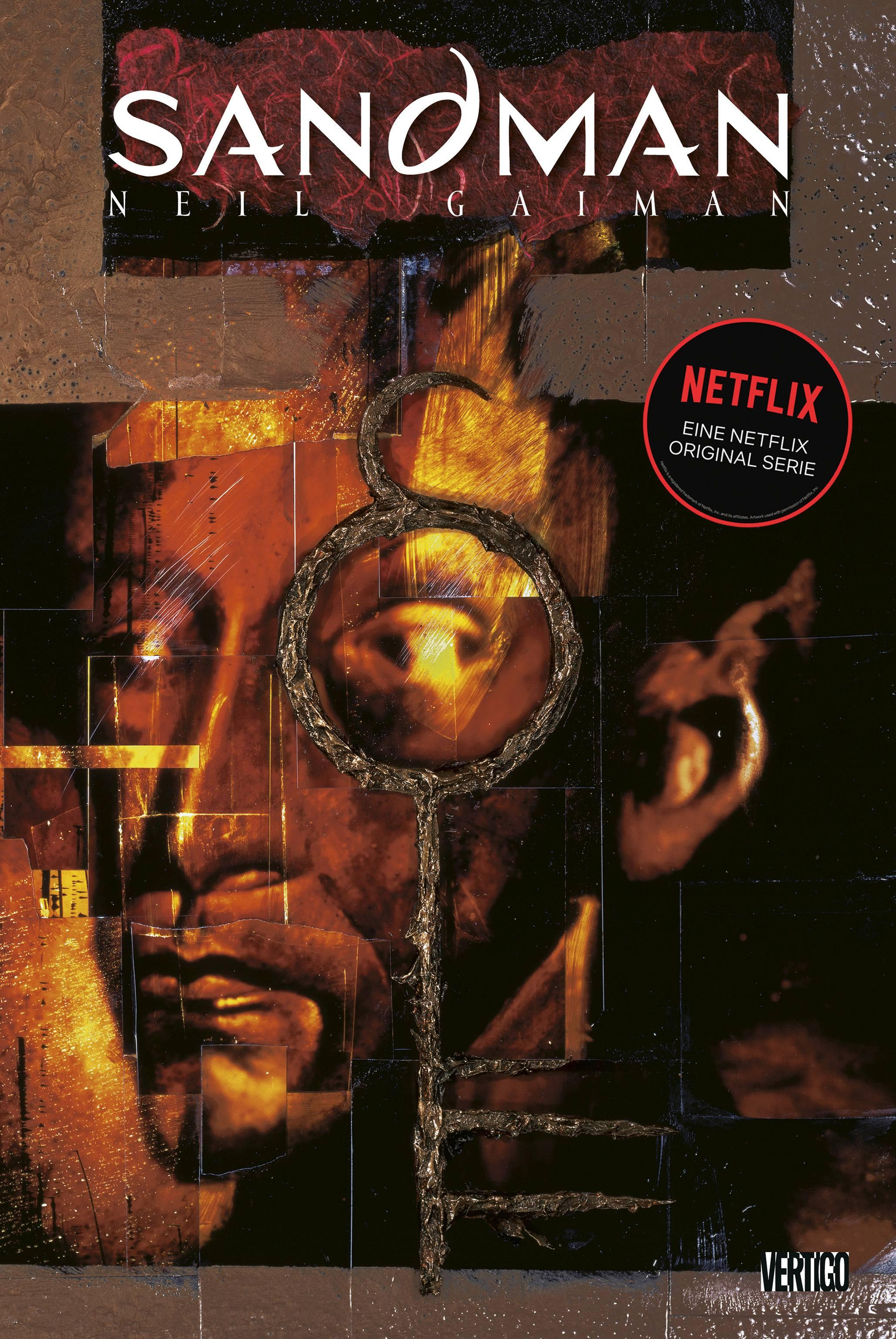 Neil Gaiman ~ Sandman Deluxe 9783741607691