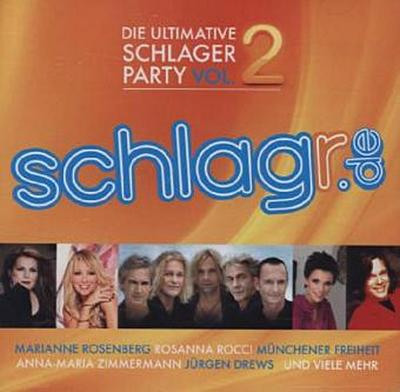Schlagr.de-die Ultimative Schlagerparty Vol.2