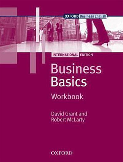 Business Basics, International edition Workbook