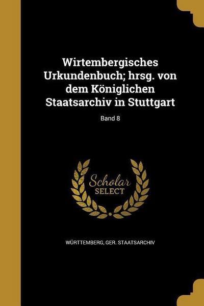 GER-WIRTEMBERGISCHES URKUNDENB