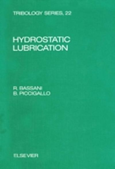 Hydrostatic Lubrication