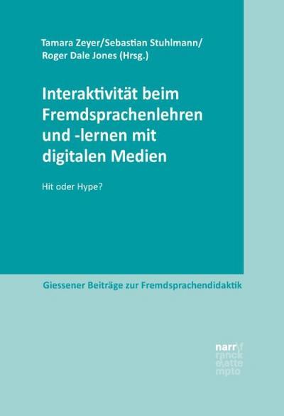 Interaktivität beim Fremdsprachenlehren und -lernen mit digitalen Medien