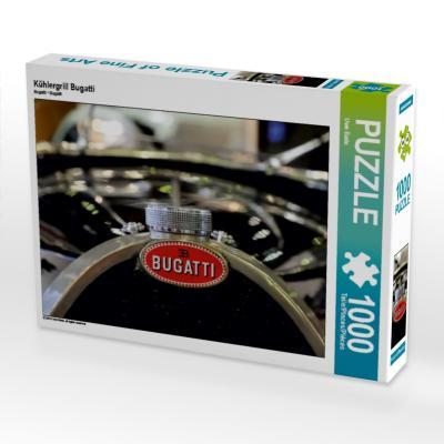 Kühlergrill Bugatti (Puzzle)