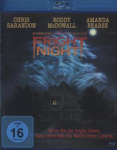 Die rabenschwarze Nacht - Fright Night, 1 Blu-ray