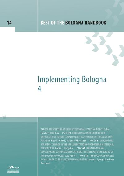 Best of the Bologna Handbook - Volume 14