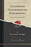 Allgemeine Geographische Ephemeriden, Vol. 11
