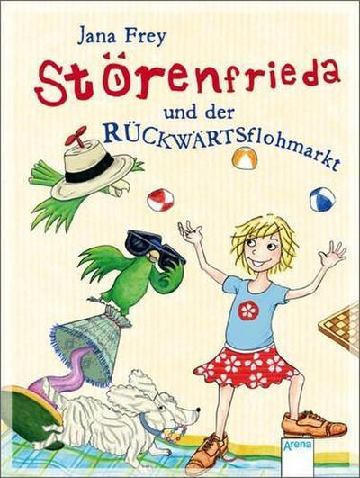 Störenfrieda und der Rückwärtsflohmarkt; Lauter Krachgeschichten (2)   ; Ill. v. Stotz, Imke; Deutsch;