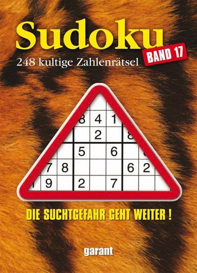 Sudoku - Band 17: 248 kultige Zahlenrätsel