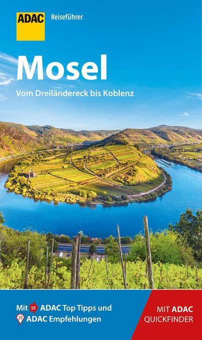 ADAC Reiseführer Mosel