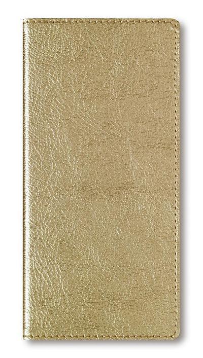 Adressbuch Pocket Glamour Gold