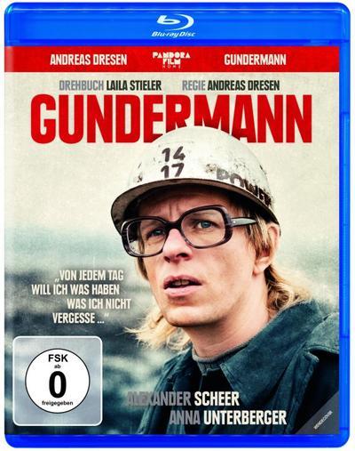 Gundermann (Blu-ray)