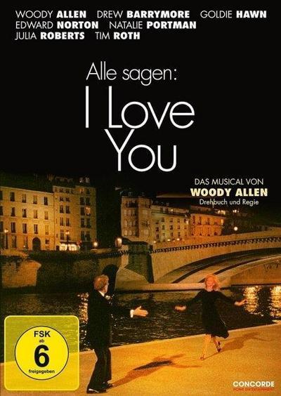Alle sagen - I Love You