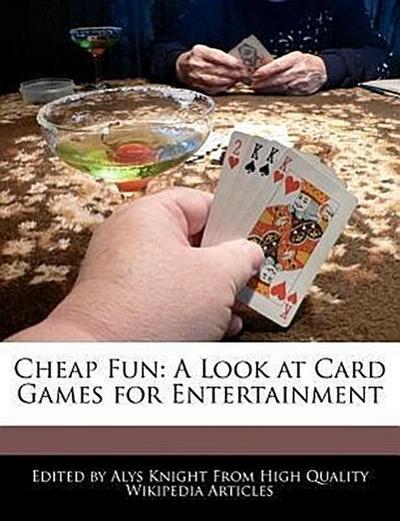 Cheap Fun: A Look at Card Games for Entertainment