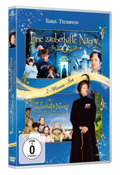 Eine zauberhafte Nanny / Eine zauberhafte Nanny - Knall auf Fall in...