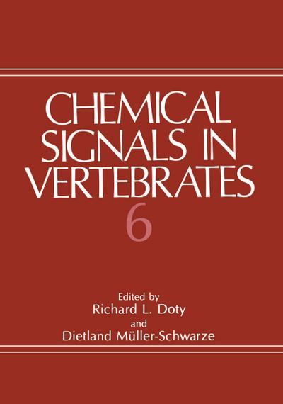 Chemical Signals in Vertebrates 6
