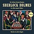 Sherlock Holmes - Neue Fälle 36. Remis In Zehn Zügen