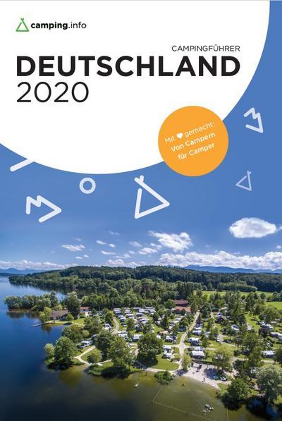 Campingführer Deutschland 2020
