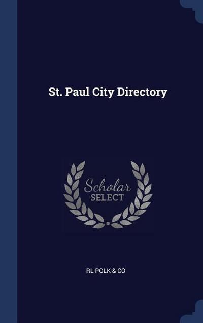 St. Paul City Directory