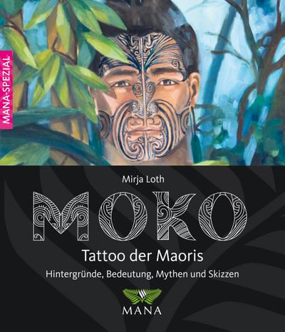 MOKO Tattoo der Maoris