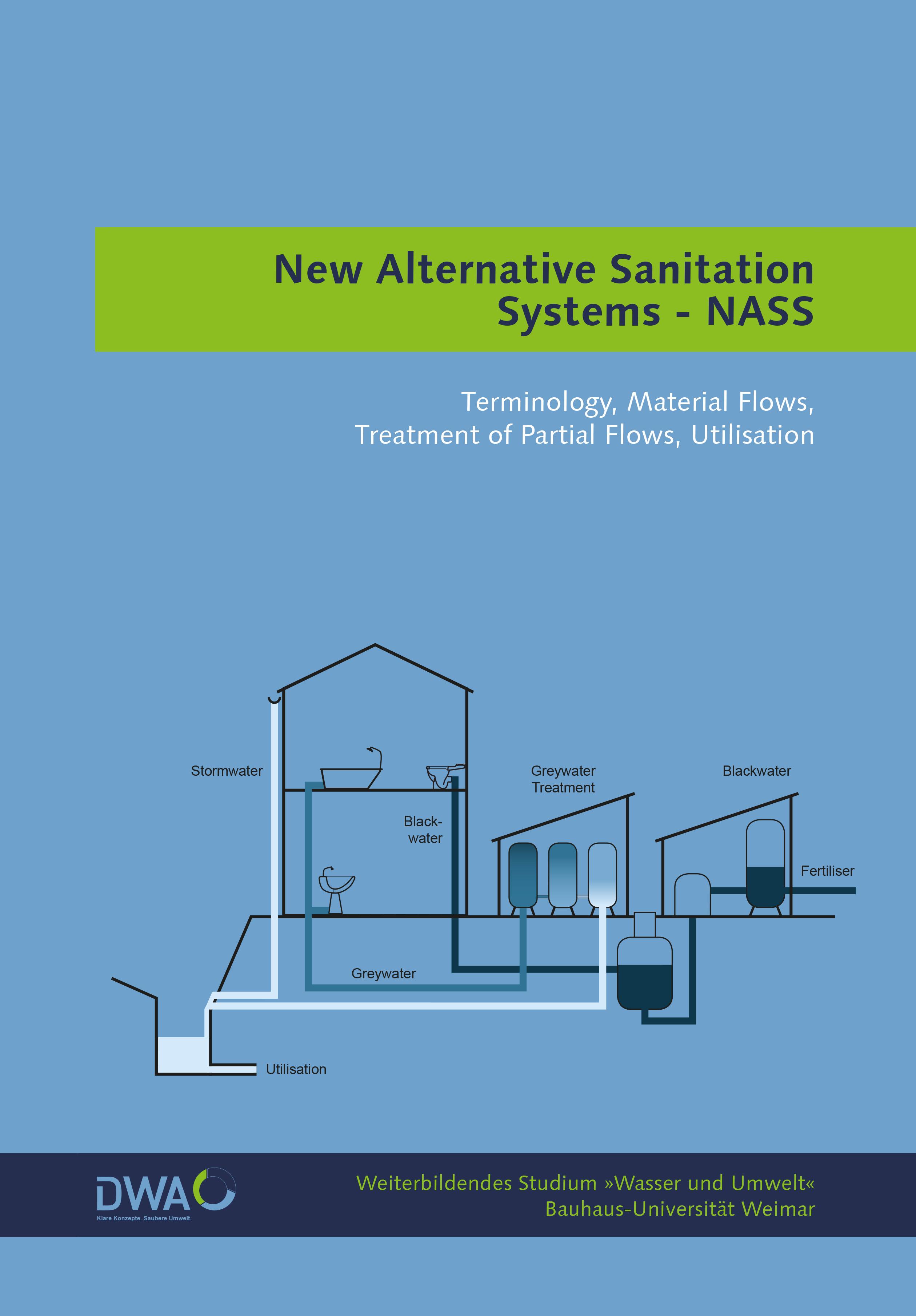 New Alternative Sanitation Systems - NASS