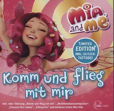 Das Liederalbum-Komm Und Flieg Mit Mir