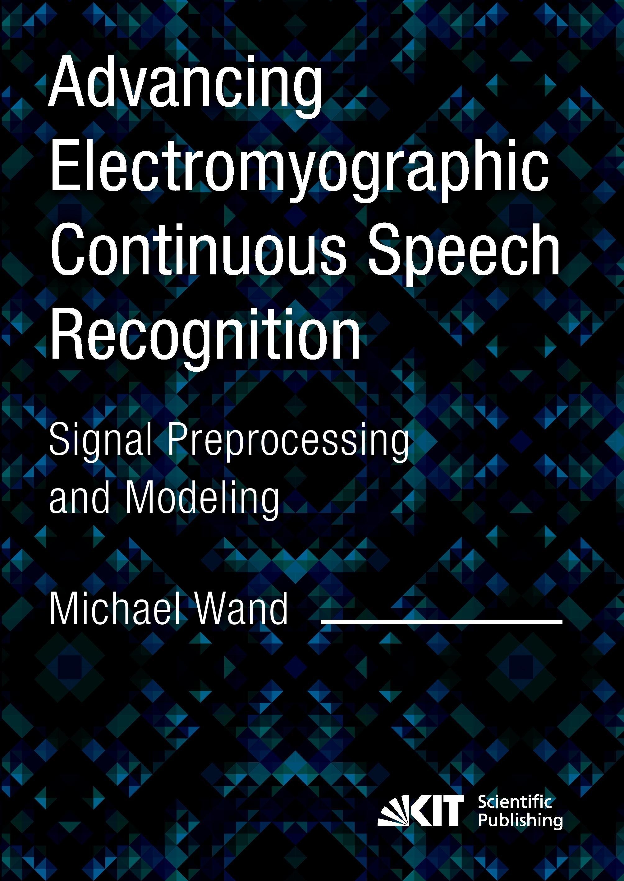 Advancing Electromyographic Continuous Speech Recognition: Signal Preproces ...