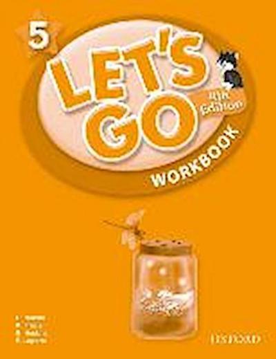 Let's Go 5. Workbook