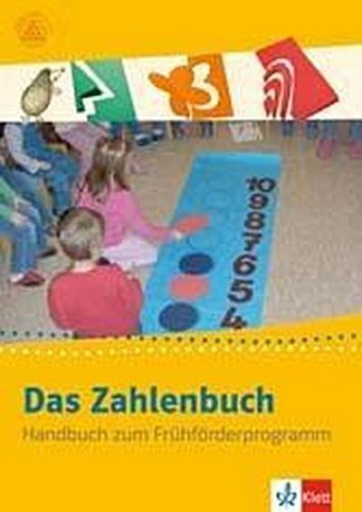 Das Zahlenbuch. Frühförderung. Handbuch mit Audio-CD