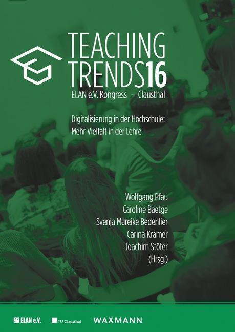 Teaching Trends 2016 Wolfgang Pfau