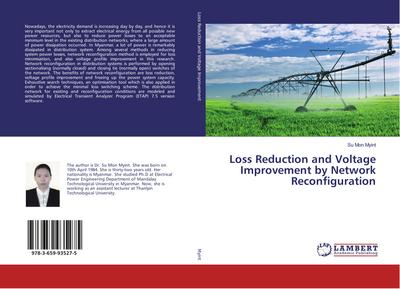 Loss Reduction and Voltage Improvement by Network Reconfiguration