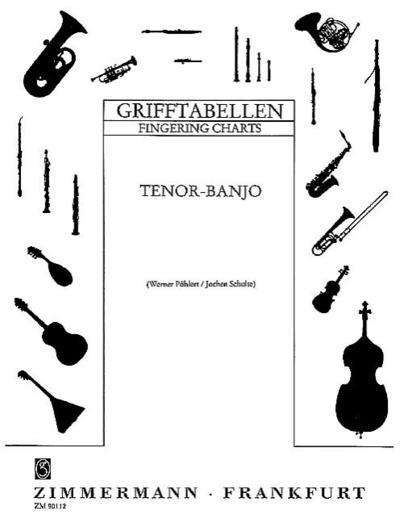 Grifftabelle : für Tenor-Banjo