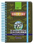 Quiz-O-lino - Die spannende Welt der Dinosaurier; Geheimnisse der Urzeitriesen; Ill. v. Tessmann, Dorina; Deutsch