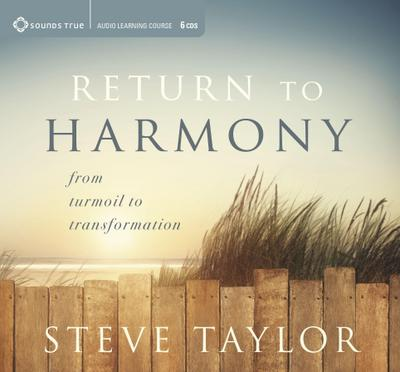 Return to Harmony: From Turmoil to Transformation