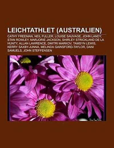 Leichtathlet (Australien)