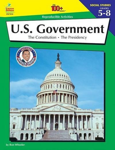 U.S. Government, Grades 5 - 8