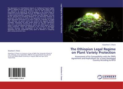 The Ethiopian Legal Regime on Plant Variety Protection
