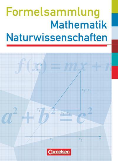 Formelsammlung Mathematik/Naturwissenschaften