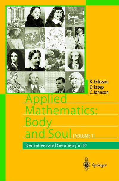 Applied Mathematics: Body and Soul. 3 Bde